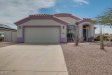 Photo of 9491 W Raven Drive, Arizona City, AZ 85123 (MLS # 5999976)