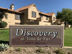 Photo of 4601 N 102nd Avenue, Unit 1138, Phoenix, AZ 85037 (MLS # 6006448)