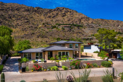 Photo of 5434 E Lincoln Drive, Unit 77, Paradise Valley, AZ 85253 (MLS # 6008857)