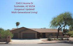 Photo of 5345 E Acoma Drive, Scottsdale, AZ 85254 (MLS # 6013653)