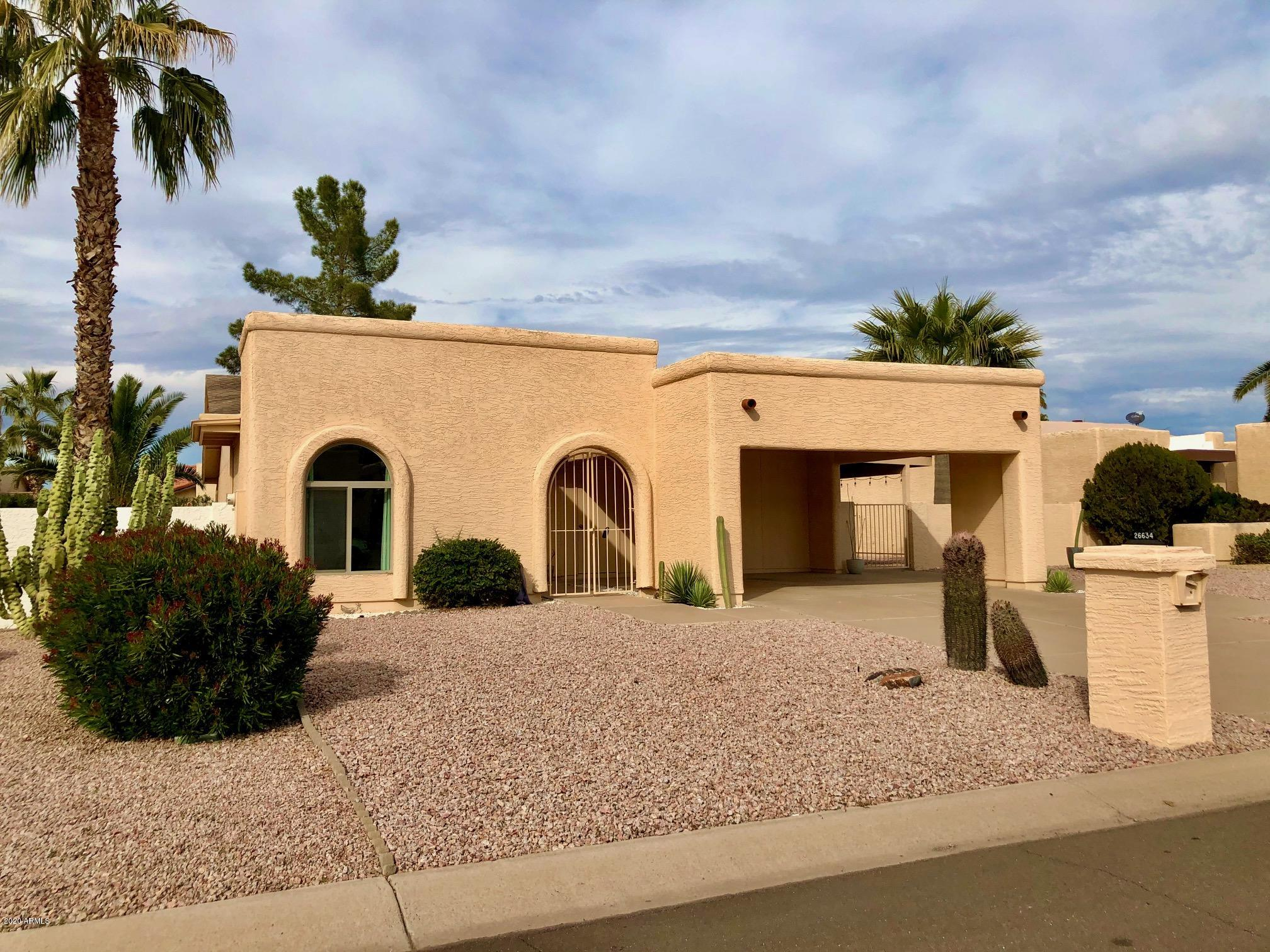 Photo for 26634 S Howard Drive, Sun Lakes, AZ 85248 (MLS # 6025294)