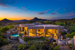 Photo of 11039 E Harris Hawk Trail, Scottsdale, AZ 85262 (MLS # 6027140)