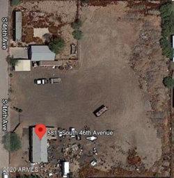 Photo of 5811 S 46th Avenue, Laveen, AZ 85339 (MLS # 6039394)