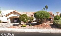 Photo of 22207 N Tournament Drive, Sun City West, AZ 85375 (MLS # 6060473)