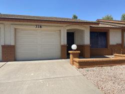 Photo of 8020 E Keats Avenue, Unit 318, Mesa, AZ 85209 (MLS # 6112512)