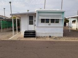 Photo of 530 S Alma School Road, Unit 63, Mesa, AZ 85210 (MLS # 6127851)