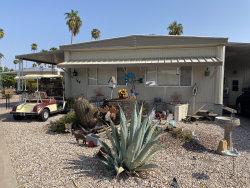 Photo of 4065 E University Drive, Unit 144, Mesa, AZ 85205 (MLS # 6135843)