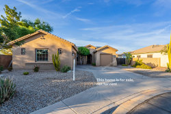 Photo of 3882 E Virgo Place, Chandler, AZ 85249 (MLS # 6148542)