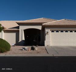 Photo of 9856 E Sunburst Drive, Sun Lakes, AZ 85248 (MLS # 6179481)
