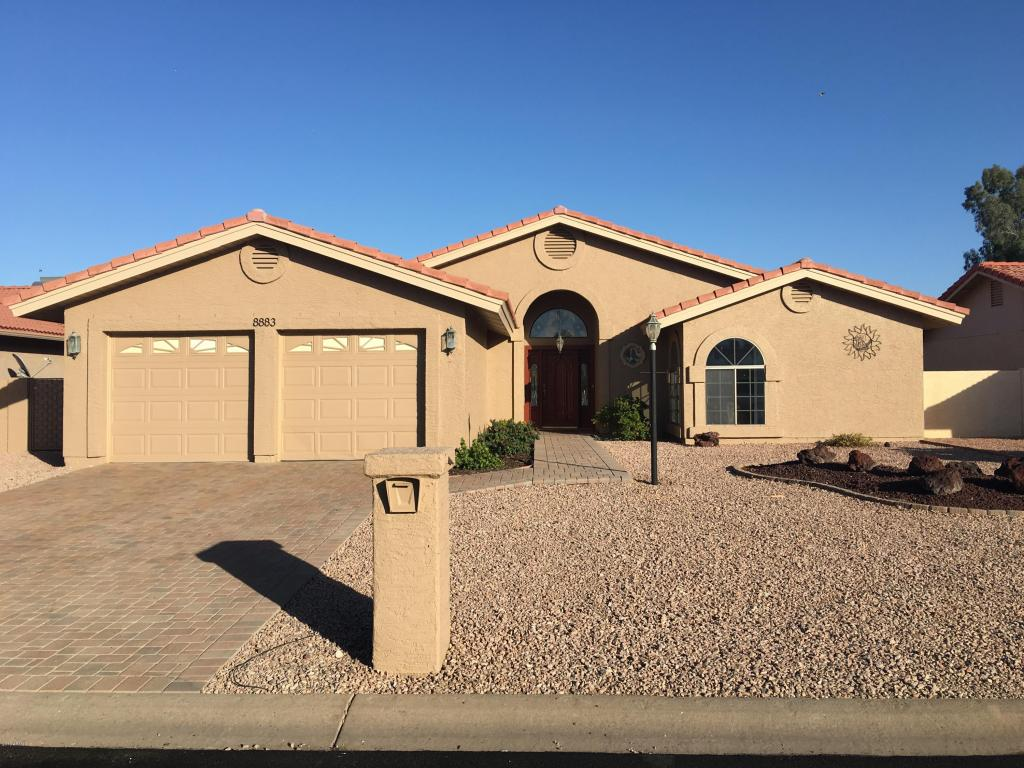 Photo for 8883 E Fairway Boulevard, Sun Lakes, AZ 85248 (MLS # 5667949)