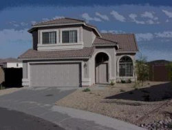 Photo of 6521 W Prickly Pear Trail, Phoenix, AZ 85083 (MLS # 5685295)