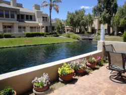 Photo of 7272 E Gainey Ranch Road, Unit 124, Scottsdale, AZ 85258 (MLS # 5755361)