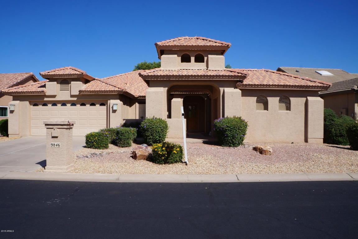 Photo for 9846 E Cedar Waxwing Drive, Sun Lakes, AZ 85248 (MLS # 5834198)