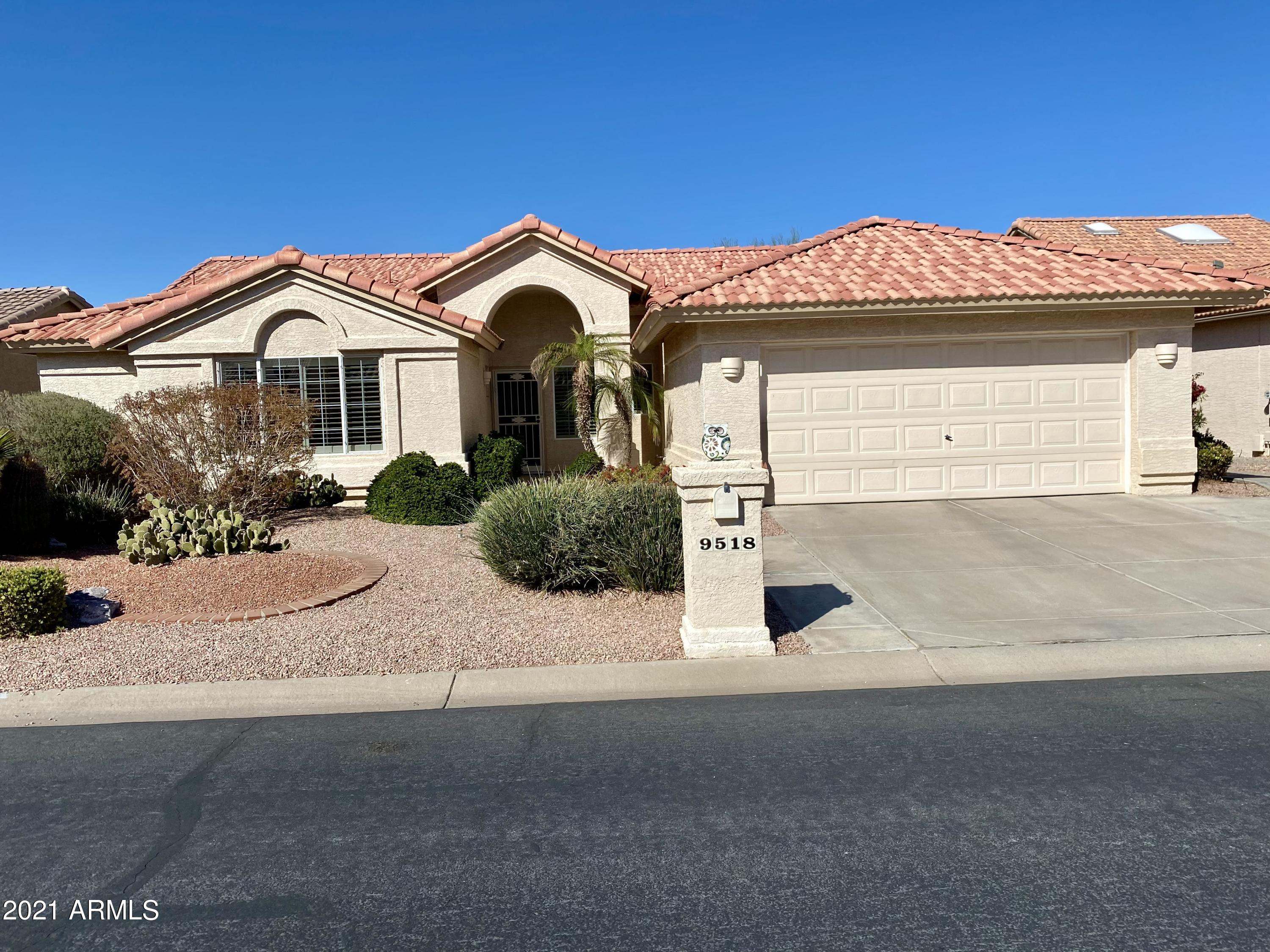 Photo for 9518 E Sunridge Drive, Sun Lakes, AZ 85248 (MLS # 5861361)