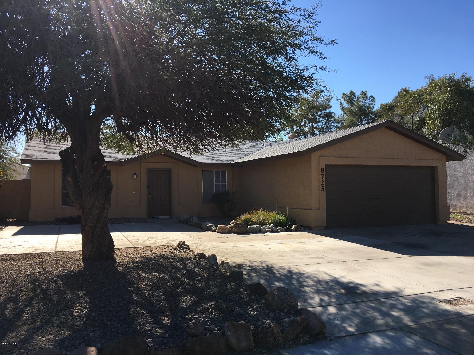 Photo for 8725 W Vernon Avenue, Phoenix, AZ 85037 (MLS # 5863833)