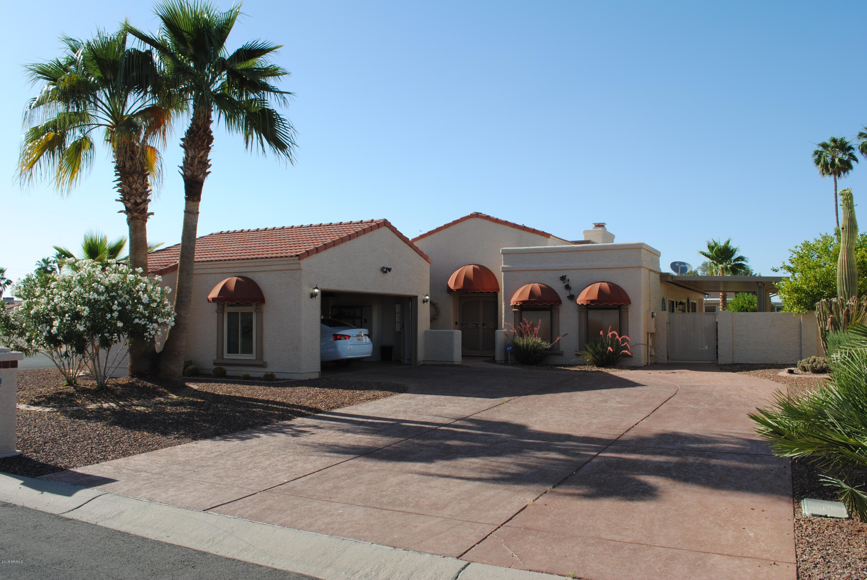 Photo for 10402 E Twilight Drive, Sun Lakes, AZ 85248 (MLS # 5864340)