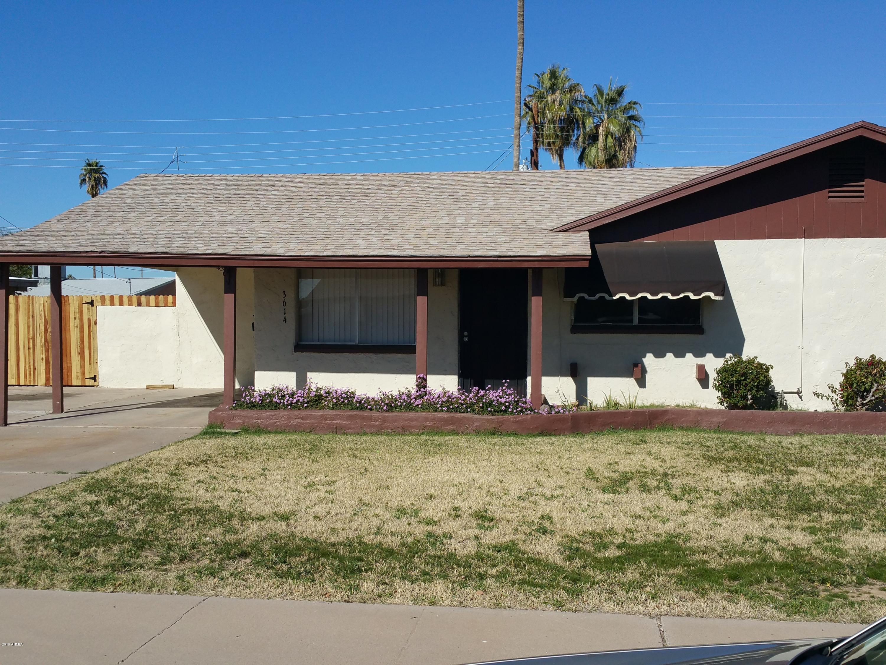 Photo for 3614 W Lawrence Lane, Phoenix, AZ 85051 (MLS # 5877863)