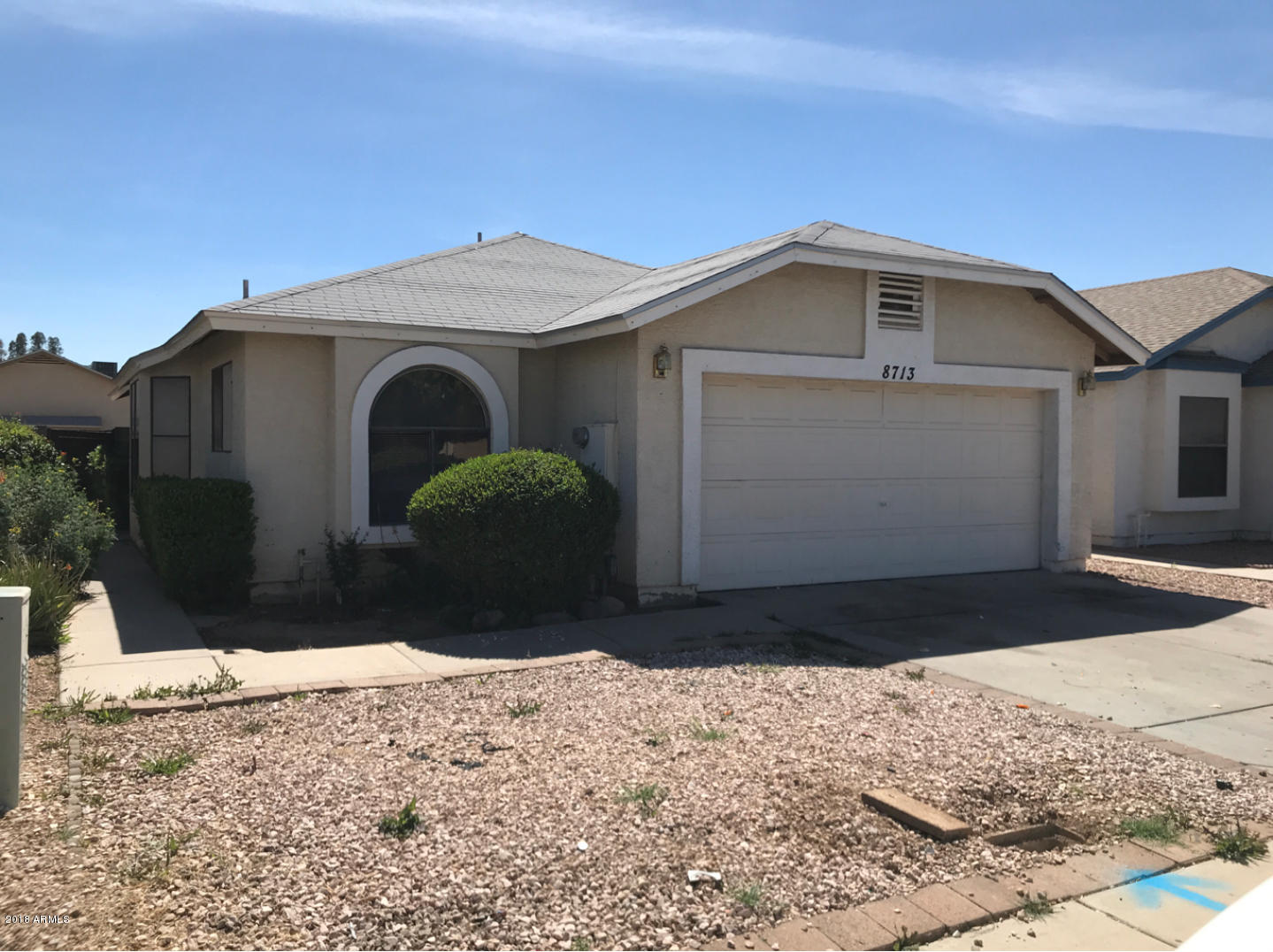 Photo for 8713 W Indianola Avenue, Phoenix, AZ 85037 (MLS # 5950290)
