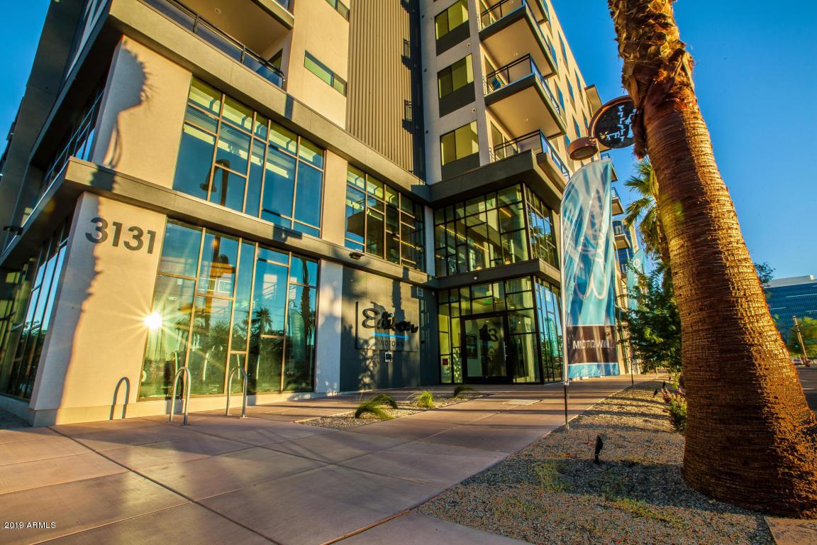 Photo for 3131 N Central Avenue, Unit 4008, Phoenix, AZ 85012 (MLS # 5964642)