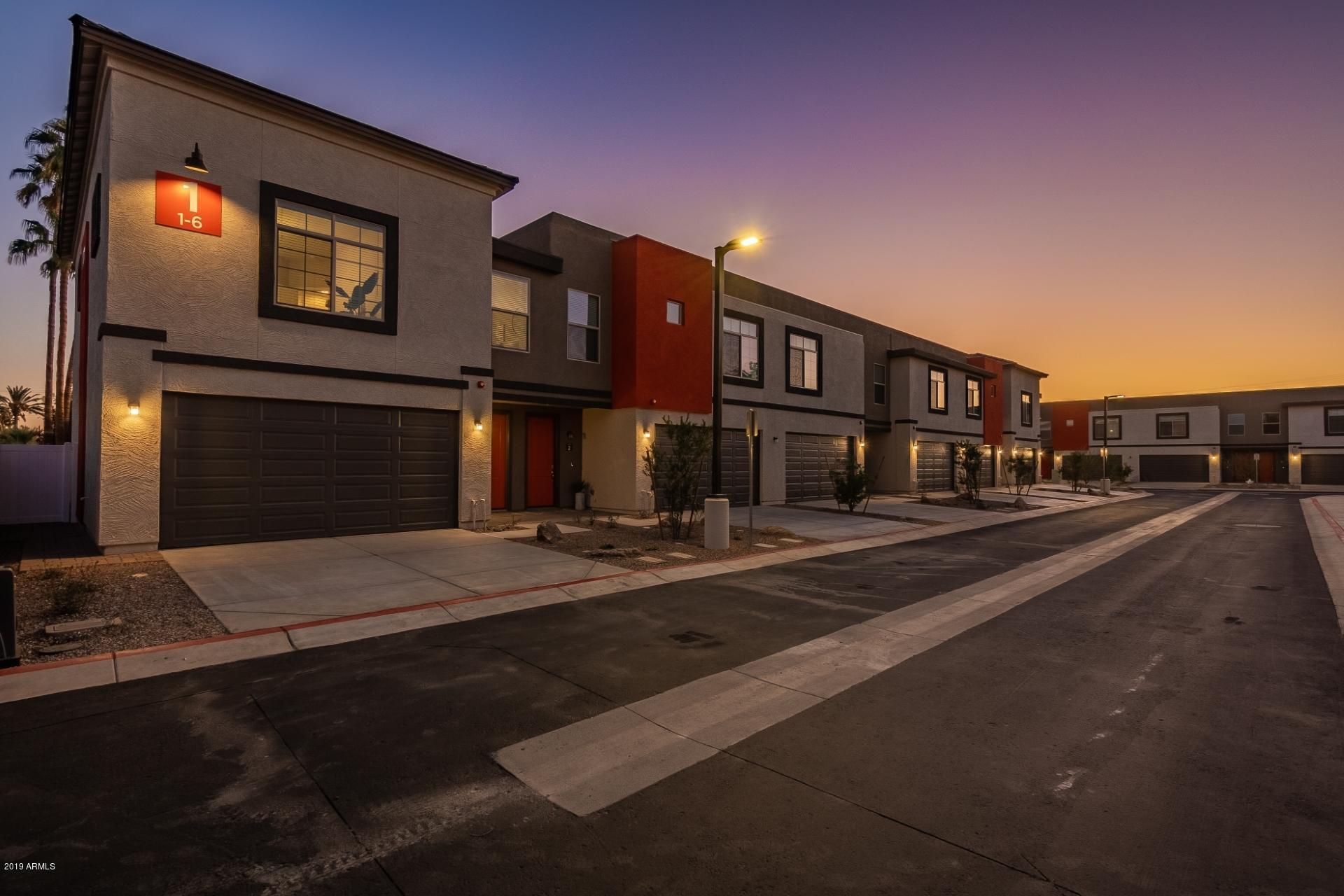 Photo of 2950 N 38th Street, Unit 8, Phoenix, AZ 85018 (MLS # 6024897)