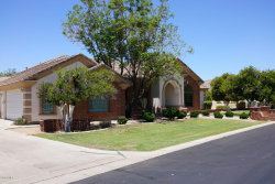 Photo of 4040 E Mclellan Road, Unit 16, Mesa, AZ 85205 (MLS # 6085429)