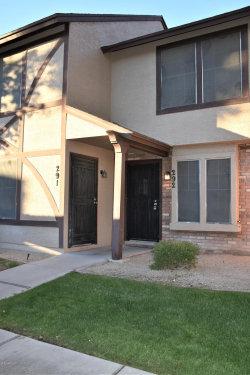 Photo of 7905 W Thunderbird Road, Unit 292, Peoria, AZ 85381 (MLS # 6102296)