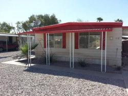 Photo of 512 W Whitlow Circle, Coolidge, AZ 85128 (MLS # 6133612)