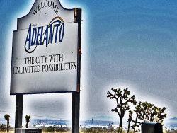 Photo of 0 Sandstone Road, Adelanto, CA 92301 (MLS # 489212)
