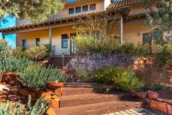Photo of 25 Wild Horse Mesa Circle, Sedona, AZ 86351 (MLS # 521682)