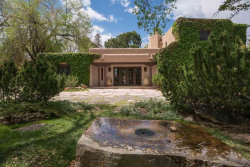 Photo of 540 Canyon Road, Santa Fe, NM 87501 (MLS # 201601329)