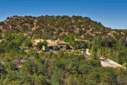 Photo of 117 Tesuque Ridge, Santa Fe, NM 87506 (MLS # 201605440)