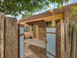 Photo of 1004 Osage Ave, Santa Fe, NM 87505 (MLS # 201703351)
