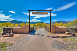 Photo of 21341 US HIGHWAY 84, Abiquiu, NM 87510 (MLS # 201705023)