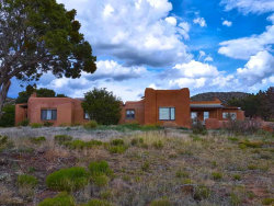 Photo of 157 Nine Mile Rd, Santa Fe, NM 87508 (MLS # 201802612)