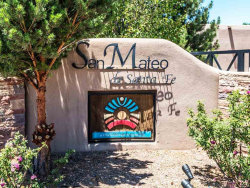 Photo of 601 W San Mateo Unit 190, Santa Fe, NM 87505 (MLS # 201803646)