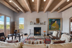 Photo of 1204 Bandolina Road, Santa Fe, NM 87501 (MLS # 201804883)