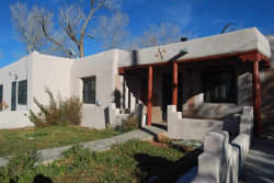 Photo of County Road 101 House 168, Chimayo, NM 87522 (MLS # 201805398)