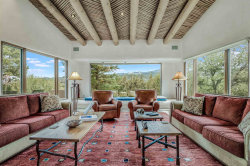 Photo of 1433 Old Sunset Trail, Santa Fe, NM 87501 (MLS # 201901463)