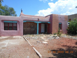 Photo of 226 Artist Road, Santa Fe, NM 87501 (MLS # 201903304)