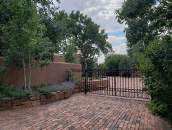 Photo of 984 C Acequia Madre, Santa Fe, NM 87505 (MLS # 201903368)