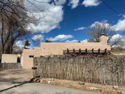Photo of 615 Griffin, Santa Fe, NM 87501 (MLS # 202001038)