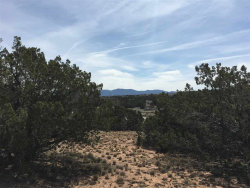 Photo of 63 Parkside (Estates I, Lot 25), Santa Fe, NM 87506-8559 (MLS # 201801356)