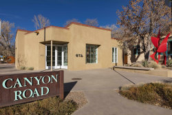 Photo of 203 Canyon Road, Santa Fe, NM 87501 (MLS # 201905227)