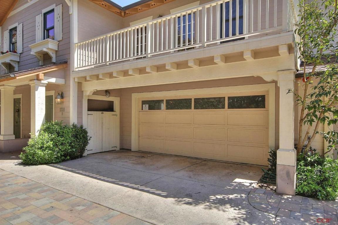 Photo for 1318 San Andres Street, Unit B, Santa Barbara, CA 93101 (MLS # 1065354)