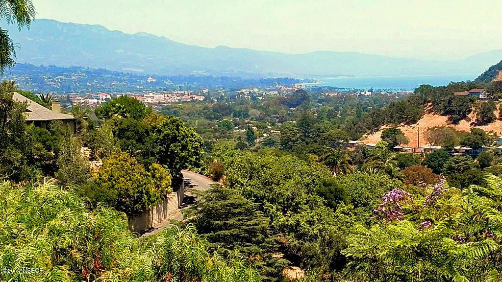 Photo for 1415 La Cima Road, Santa Barbara, CA 93101 (MLS # 1700778)