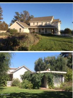 Photo of 1552-1558 N Refugio Road, Santa Ynez, CA 93460 (MLS # 1701625)