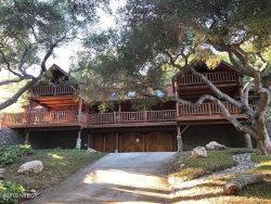 Photo of 3475 W Oak Trail Road, Santa Ynez, CA 93460 (MLS # 19003182)