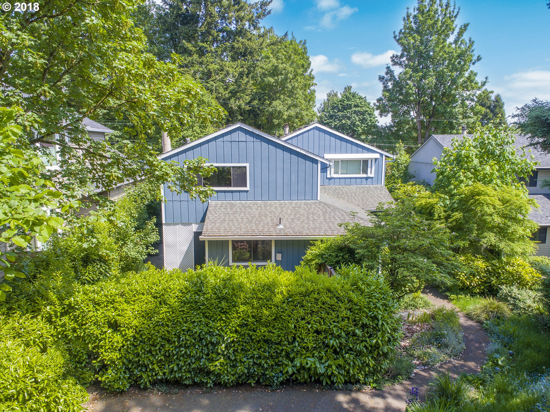 Photo for 657 5TH ST, Lake Oswego, OR 97034 (MLS # 18091487)