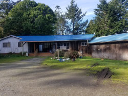 Photo of 1078 AGATE BEACH RD, Port Orford, OR 97465 (MLS # 20352422)