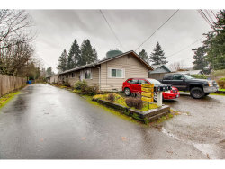 Photo of 4122 SE HOWE ST, Milwaukie, OR 97222 (MLS # 20404600)